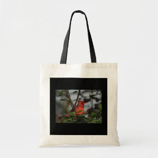 Tote Bag with Cardinal!