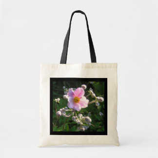 Tote Bag with Fall-Blooming Anemone!