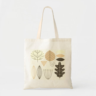 Tote bag with Feathers