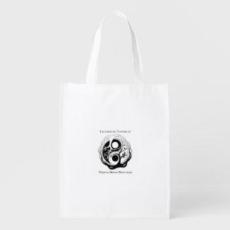 Tote Bag with logo auteure Virginia B. Robilliard