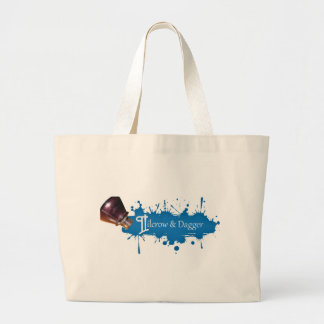 Tote Bag with Pilcrow & Dagger