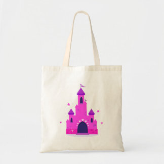 Tote bag with Princess castle