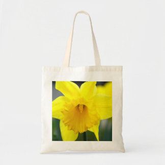 Tote Bag - Yellow Daffodil