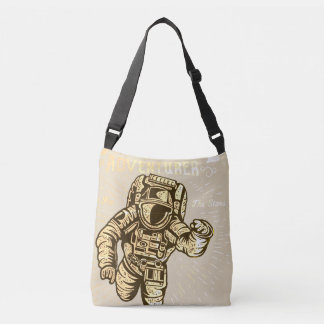 Tote Bage Space Adventure Astronaut