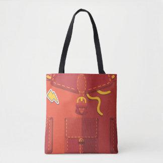 Tote Bagpack Lets Travel