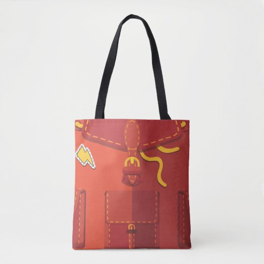 Tote Bagpack Lets Travel