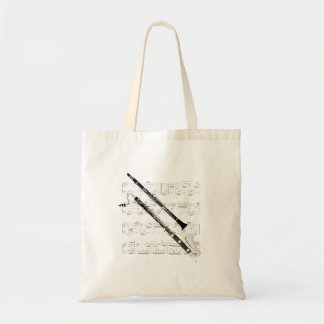 Tote - Clarinets and sheet music