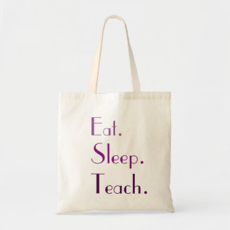 Tote for Teacher