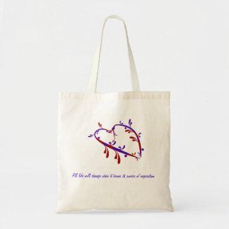 Tote Heart Bag