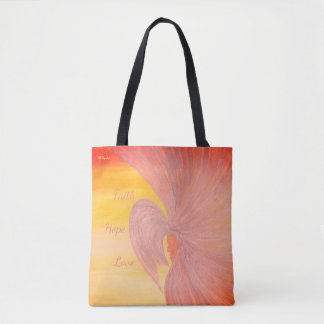"Tote - ""Hopeful"" by All Joy Art"