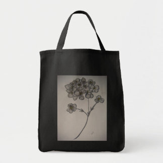 tote L black, available in diff shape/color/style Grocery Tote Bag