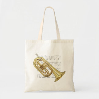 Tote - Marching euphonium and sheet music