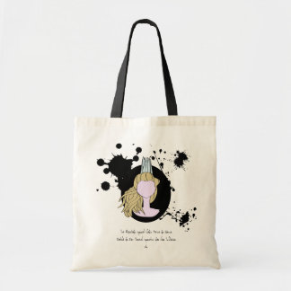 Tote stock market Branca Witch Budget Tote Bag