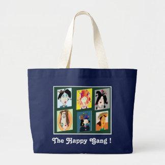 Tote The Happy Gang Tote Bag
