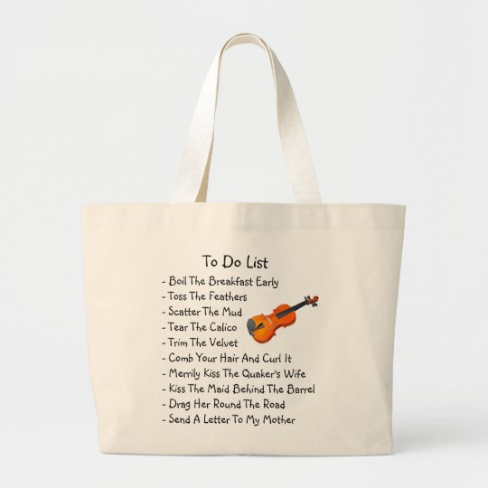 TOTE: To-Do List For An Irish Session Player