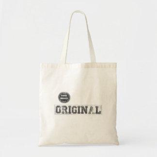 Tote with Cool Original Print Budget Tote Bag