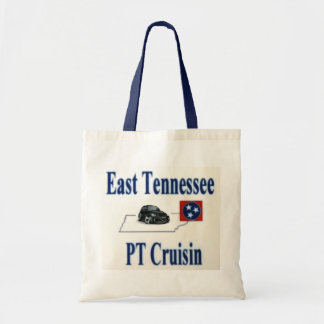 Tote with PT Cruiser Budget Tote Bag