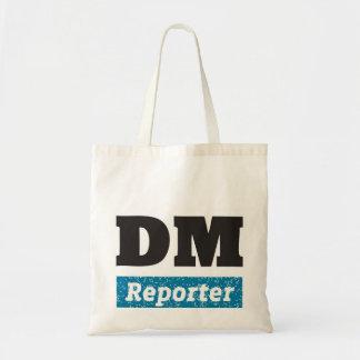 ToteBag - DMReporter Logo
