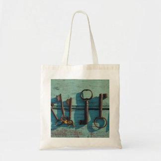 ToteBag: Old Skeleton Keys Budget Tote Bag
