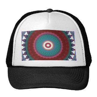 Totem colour pattern