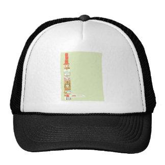 Totem Pole #2 Trucker Hat