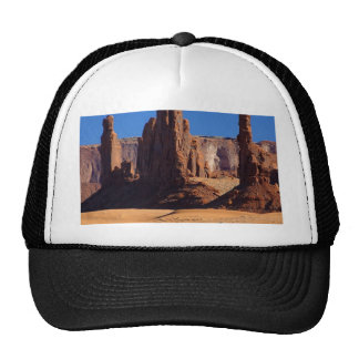 Totem Pole At Monument Valley Trucker Hat