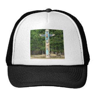 Totem Pole Trucker Hat