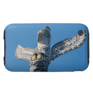 Totem Pole iPhone 3 Tough Covers