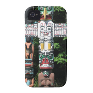 Totem Pole Case-Mate iPhone 4 Cover