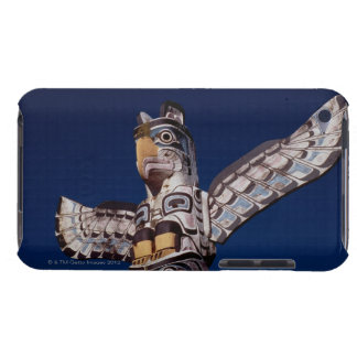 Totem Pole Eagle Case-Mate iPod Touch Case