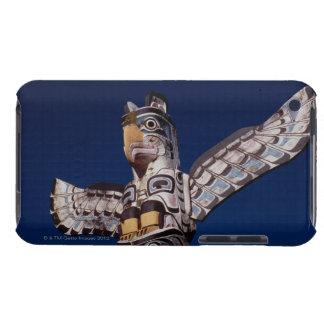 Totem Pole Eagle iPod Case-Mate Case