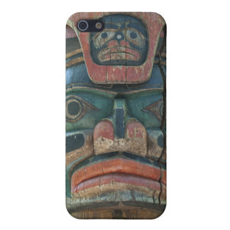 Totem Pole iPhone 5 Covers
