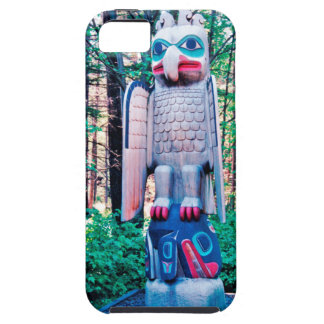 Totem Pole phone cover