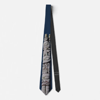 Totem Pole Ties First Nations Totem Tie Necktie