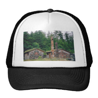 Totem Poles Trucker Hats