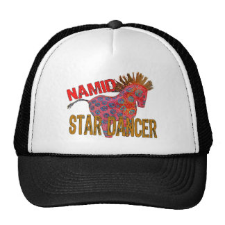 Totem Pony Namid the Star Dancer Mesh Hats