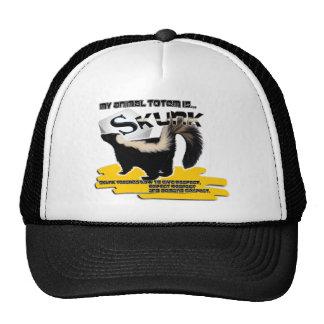 TOTEM SKUNK TEACHES RESPECT CAP