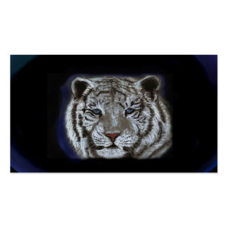 totem tiger business cards