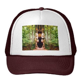 Totem Tree Mesh Hat