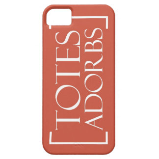 Totes Adorbs iPhone 6 Case [Red] iPhone 5 Cover