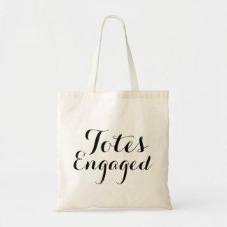 Totes Engaged Budget Tote Bag