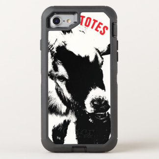 TOTES GOAT OtterBox DEFENDER iPhone 7 CASE