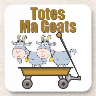 Totes Ma Goats Coasters