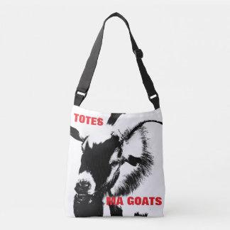 TOTES MA GOATS Cross Body Bag