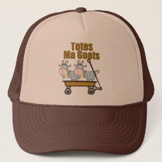 Totes Ma Goats Trucker Hat