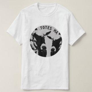 TOTES MAGOTES White Cotton Tee