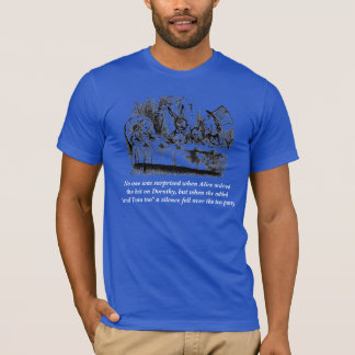 Toto Had It Coming Alice (In Wonderland) T-Shirt