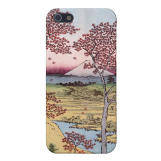 Tōto Meguro Yuhhigaoka, Ando Hiroshige iPhone 5/5S Cases