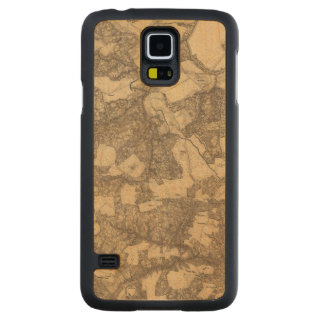 Totopotomoy, Virginia Carved Maple Galaxy S5 Case