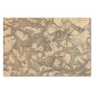 Totopotomoy, Virginia Tissue Paper